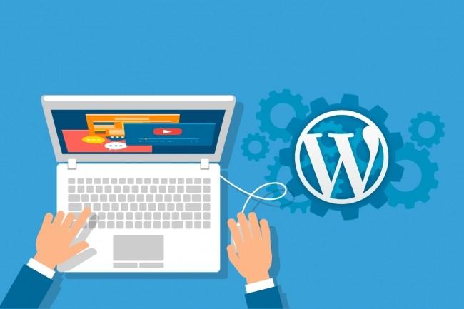 Перенесу сайт на WordPress на новый домен, хостинг или VPS сервер 1 - kwork.ru