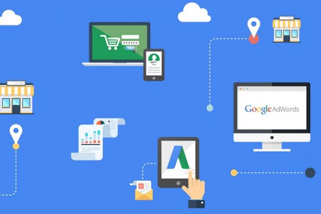псс, парень? Настроить Google Adwords? 1 - kwork.ru