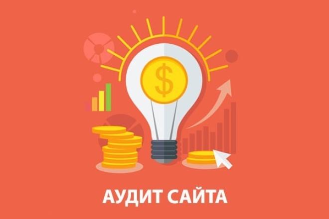 Проведу SEO-Аудит сайта 1 - kwork.ru
