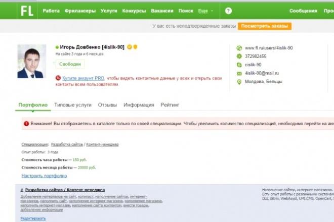 Наполняю интернет-магазины на любом движке 80 товаров 1 - kwork.ru