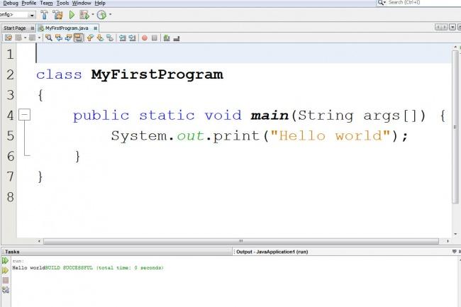 Напишу программу на JavaПрограммы для ПК<br>Напишу программу, удовлетворяющую вашим требованиям. Также есть возможность использовать библиотеку или фреймворк, который вам нужен. Стараюсь минимизировать объем кода.<br>