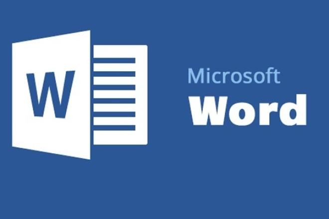 редактирую внешний вид текста в документе Word 1 - kwork.ru
