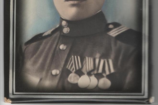 Восстановлю старое фото 1 - kwork.ru