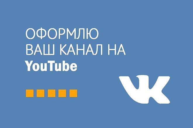 Оформлю сообщество Вконтакте 1 - kwork.ru