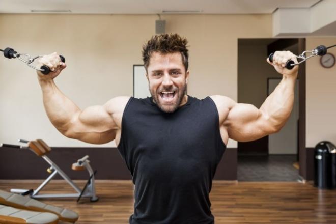 Дам упражнения на каждый деньЗдоровье и фитнес<br>Вы сможете подтянуть свои мышцы и накачать их Вы накачаете мышцы за несколько днейВы должны это делать каждый день уделяя 20-30 минут<br>