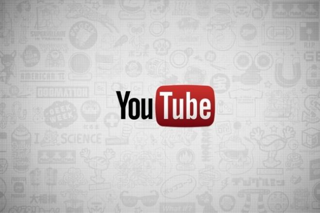 оформление для YouTube канала 1 - kwork.ru