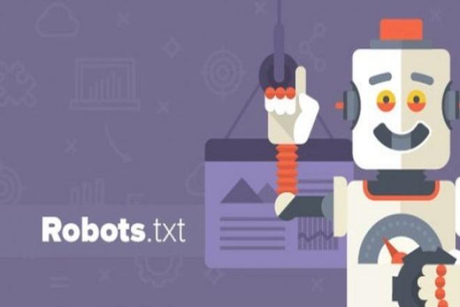 Настрою robots.txt и sitemap.xml на Вашем сайте 1 - kwork.ru