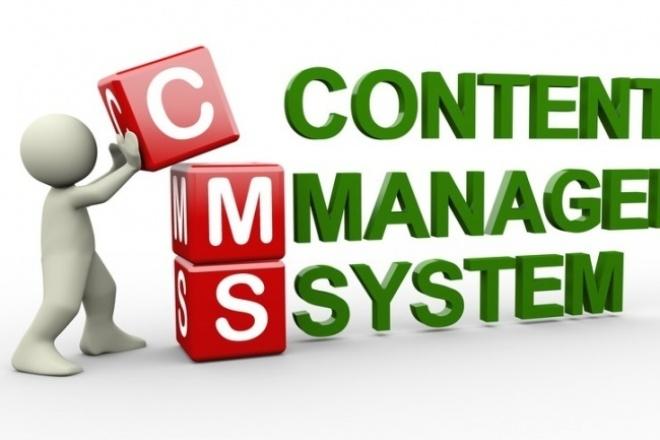 Установка cms на хостингДомены и хостинги<br>Установлю CMS ( Wordpress, Joomla, DLE и другие системы управление контентом ) на нужный вам хостинг.<br>
