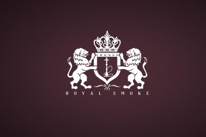 Выполню разработку логотипа 1 - kwork.ru