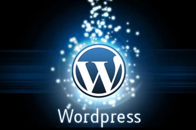 Администрирование и настройка сайтов на Вордпресс 1 - kwork.ru