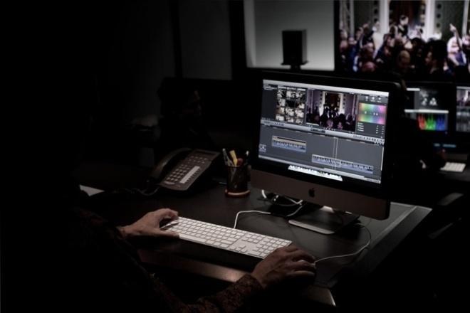 Монтаж И обработка видео любой сложностиМонтаж и обработка видео<br>Занимаюсь обработкой и редактированием ваших фото- и видеоматериалов для различных целей, учитывая все пожелания, будь это видео на YouTube или Instagram, социальный ролик, видеопоздравление, мероприятие или рекламный ролик вашего товара/услуги. Работаю с видеоматериалами любого формата и разрешения (включая 4к). При заказе 1 кворка вы получите 1 минуты готового видео, включающего в себя: ? Вырезку неудачных кадров. ? Склейку отдельных видео- и фотофрагментов. ? Наложение музыки, слов, звуков<br>
