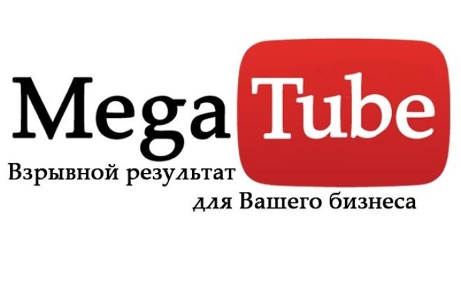 YouTube канал + видео + раскрутка 1 - kwork.ru