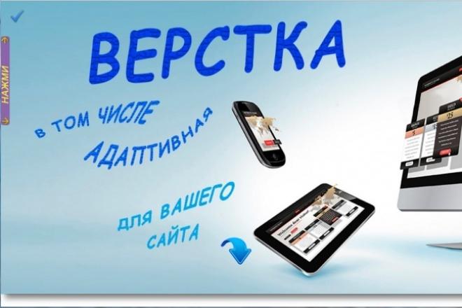 Сделаю одностраничник 1 - kwork.ru