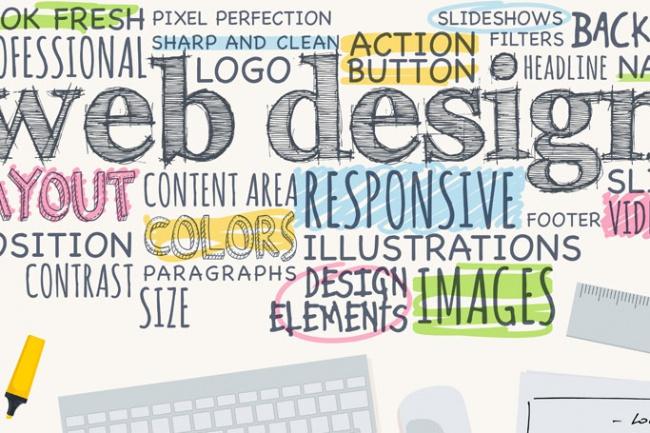 Доработаю дизайн сайтаВеб-дизайн<br>Доработка дизайна вашего сайта или отдельных элементов Предам более современный вид, кроссбраузерность, юзабилити, креативность<br>