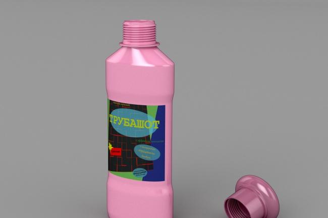 Делаю простые 3D модели 1 - kwork.ru