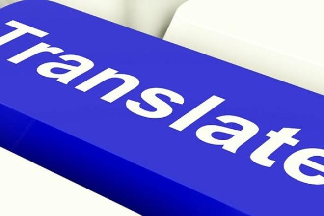 Сделаю качественный перевод текстаПереводы<br>Здравствуйте! Выполню для Вас качественно и в короткие сроки перевод любого текста с английского языка.<br>