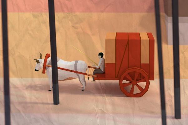 Сделаю 3д  low poly иллюстрацию 1 - kwork.ru