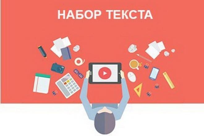 расшифрую аудиозапись или видеозапись в текст 1 - kwork.ru