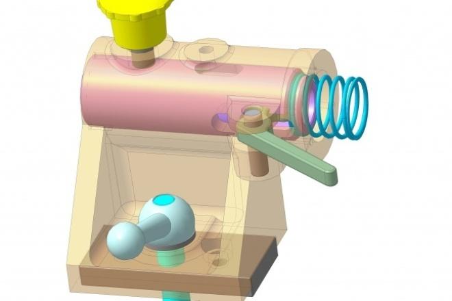 Модели любой сложности в Solidworks, КомпасФлеш и 3D-графика<br>Большой опыт в создании 3D-моделей(более 5 лет). Быстро и качественно создам модель любой сложности.<br>