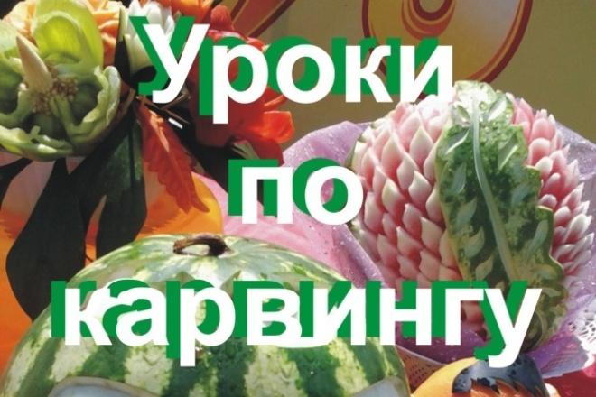 Научу карвингу по скайп 1 - kwork.ru