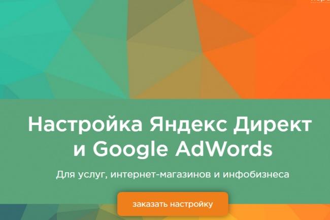 Яндекс Директ для аренды квартир посуточно 1 - kwork.ru