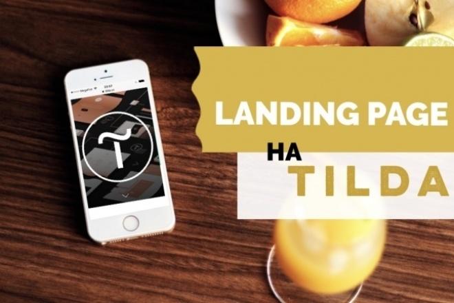Создание сайта или landing page на TildaСайт под ключ<br>Сделаю Landing-page на Тильде. Tilda - это платформа для создания продающих сайтов, в которых все работает на увеличение конверсии. Такие сайты выглядят дороже своей цены и одинаково хорошо отображаются на смартфонах, планшетах и компьютерах. Предлагаю Вам три основных варианта работы: Вариант 1. Создание одного экрана Вашего сайта, куда войдет меню сайта и обложка. Этот вариант ознакомительный и подойдет, если Вы хотите увидеть конструктор в деле. Срок - 2 дня. Вариант 2. Сборка Landing-page на Тильде по вашему техническому заданию с учетом особенностей Вашей ниши. Этот вариант предполагает, что Вы уже знаете, что хотите получить в результате и у Вас на руках все материалы для сайта. Срок - 3 дня. Вариант 3. Полная разработка сайта с «нуля» с проработкой маркетинговой и технической составляющей проекта, а также прикрепление доменного имени. Данный вариант позволит Вам в короткий срок получить продающий лендинг с корректным описанием Ваших преимуществ, правильно подобранными шрифтами и формой обратной связи - все это вы получите уже через 7 дней. Портфолио: http://svetobeton.ru/ http://tatianautkina.com/ http://ice-comp.ru/ http://pillowbox.ru/ http://restoran-led.ru/<br>