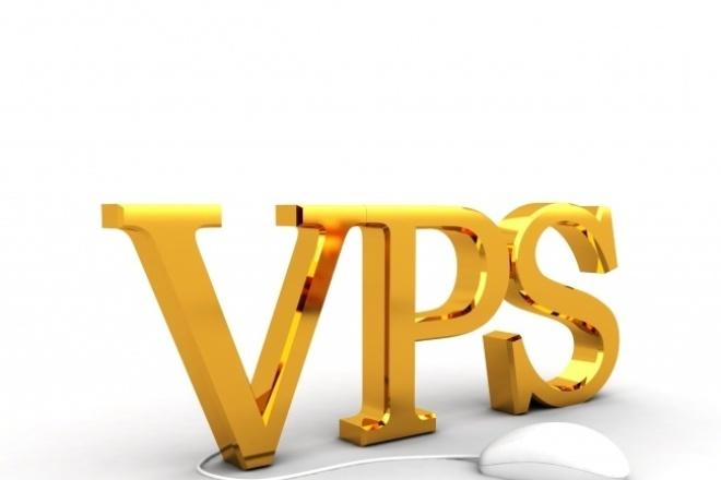 Установка CMS на VPS или VDS 1 - kwork.ru