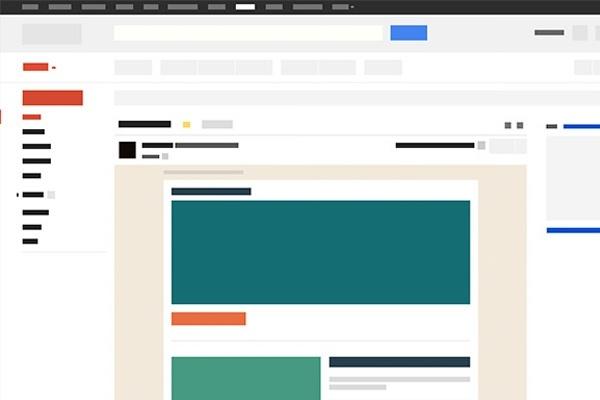Дизайн шаблона e-mail рассылки, коммерческое предложение в виде email 1 - kwork.ru