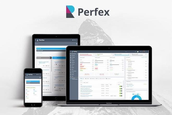 Perfex CRM - русский скрипт управления клиентами 1 - kwork.ru