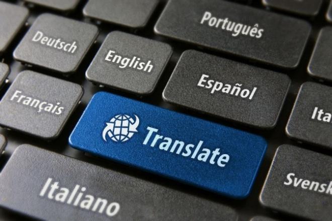 Переведу текст с английского языка (2000 символов с пробелами) 1 - kwork.ru