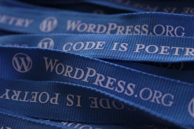 разработаю сайт на wordpress 1 - kwork.ru