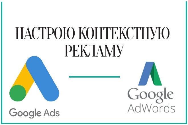 Настрою Google Рекламу. Под ключ. В 1 кворке на 70 ключей. +Бонус 1 - kwork.ru