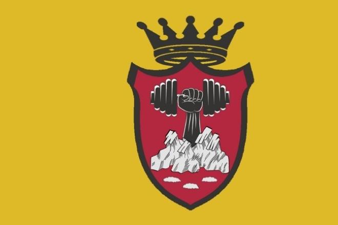 Сделаю вам логотип 1 - kwork.ru