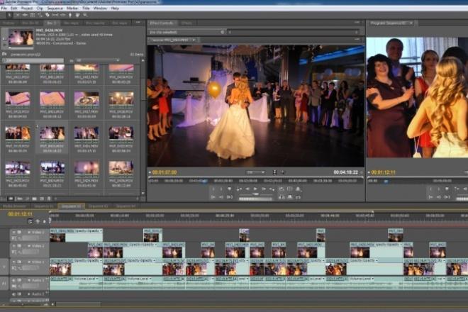 Смонтирую видеоАудиозапись и озвучка<br>Смонтирую видеоролик, презентацию или фотопрезентацию исходя из ТЗ заказчика. Наложу текст, простенькие эффекты. Сделаю простую цветокоррекцию. Работаю в Сони вегасе.<br>