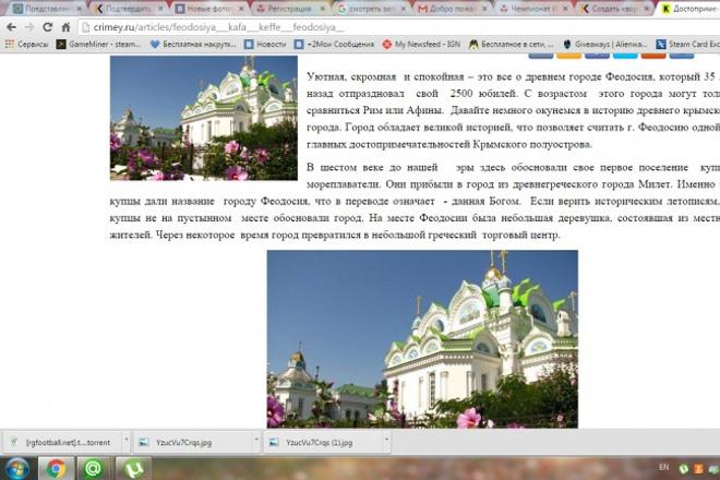 Занимаюсь сео-копирайтингом 1 - kwork.ru