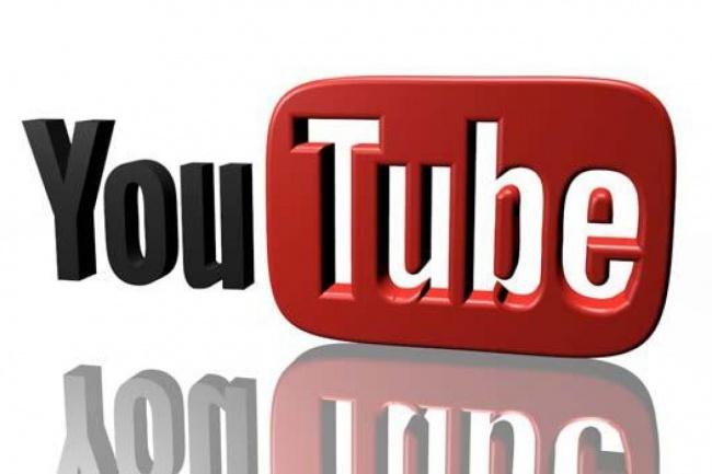 Полное оформление канала на YouTube 1 - kwork.ru