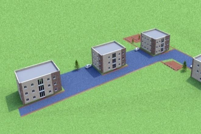 Экспресс 3D Визуализация экстерьера до 10 картинок 1 - kwork.ru