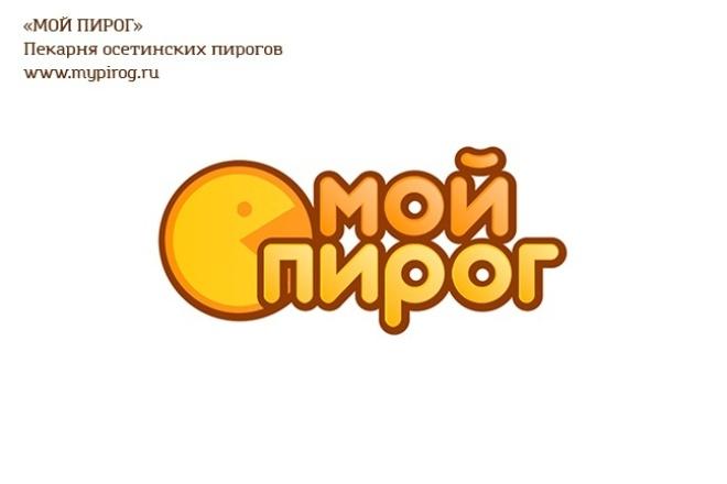 Фирменный логотип и вектор ai, eps, cdr 1 - kwork.ru