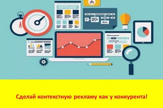 Директ конкурентов - Выгружу объявления и ключевые фразы компанииСтатистика и аналитика<br>Выгружу рекламную компанию яндекс директ вашего конкурента! Ключевые запросы собираю через сервисы, могу собрать запросы конкурентов по Директу или выгрузить видимость для SEO. ( все фразы по которым виден сайт в поисковых системах Yandex и Google ) Какие данные Выгружаю? Ключевая фраза Позиция Кол-во запросов Стоимость Заголовок URL Текст объявления Что можно сделать с выгруженными запросами? Сделать рекламную компанию в контекстной рекламе Расширить продвигаемые запросы Расширить структуру Выгрузив видимость своего сайта можно отобрать запросы которые в ТОП 5 - ТОП 15 и подтянуть их до топ 3 для увеличения трафика. Пример Выгрузки в приложении:<br>