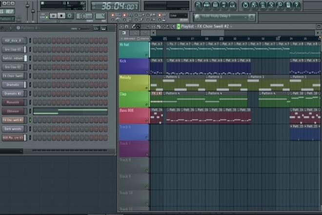 Сделаю Бит 80-140bpmМузыка и песни<br>Сделаю бит под исполнение . Вы задаете мне темп , примерную альтернативу мелодии , время минуса , и стилистику бита .<br>