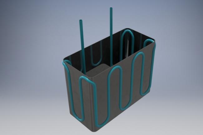 Создам 3D модель, Hard Surface 1 - kwork.ru