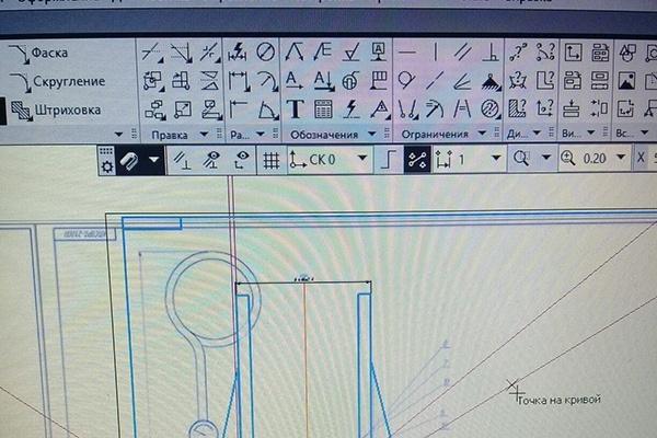 Сделаю чертеж любой сложности в компасе 3D 1 - kwork.ru