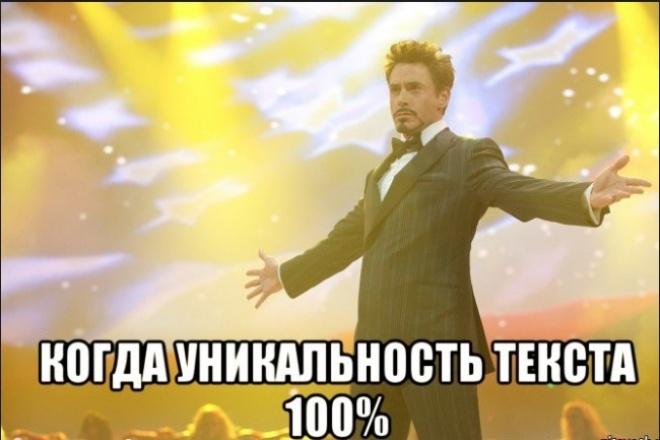 Напишу статьи 1 - kwork.ru
