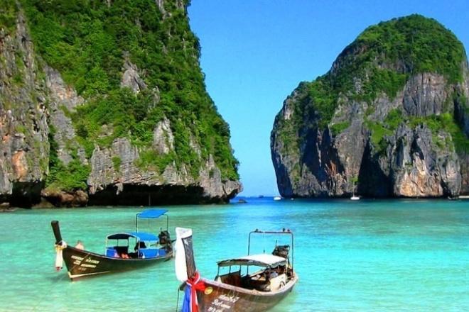 Две уникальные статьи о Таиланде и острове Пхукет 1 - kwork.ru