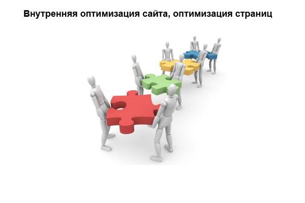 Оптимизация страницы сайта 1 - kwork.ru