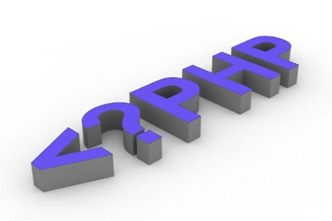 PHP скриптыСкрипты<br>Написание/доработка скриптов: - Написание модулей/плагинов для различных CMS - Парсинг и обработка больших объемов данных - Импорт/экспорт на различных CMS - Автоматизация процессов - Работа с различными API сервисов Выполнение практически любые услуги на PHP.<br>