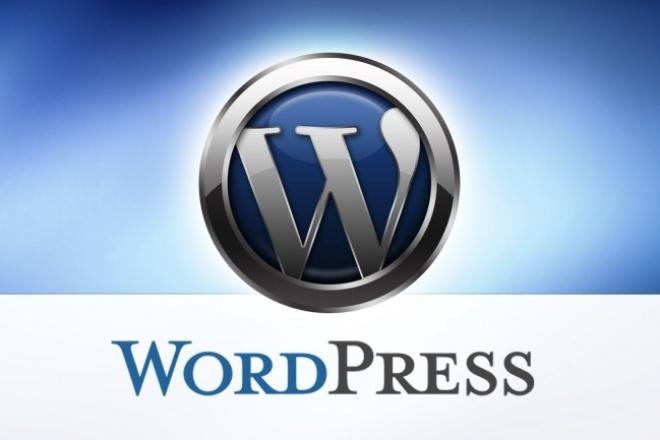 Установка и настройка плагинов автонаполнения Wordpress 1 - kwork.ru