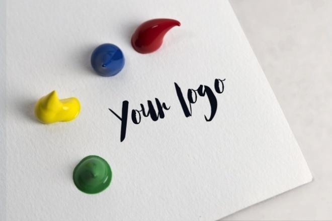 Создам стильный логотип по вашему рисунку или по ТЗЛоготипы<br>Создавая логотип, мы применяем хороший вкус и последние тенденции в мире дизайна. Вы останетесь довольны, а логотип принесет вам удачу)) Пишите, Ждем ВАС!!!<br>
