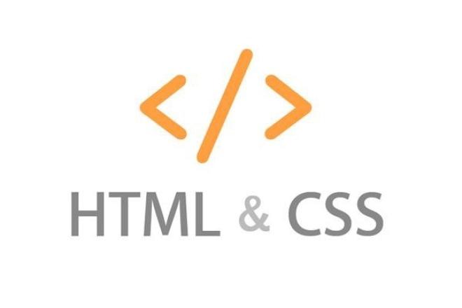 верстка сайтов html + css из вашего PSD макета 1 - kwork.ru