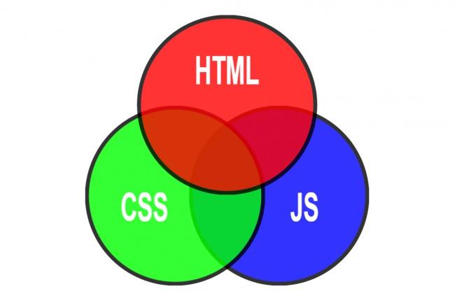 Сделаю правки на Вашем сайтеДоработка сайтов<br>Правки html, CSS, JavaScript, PHP Формы обратной связи Исправление верстки интеграция платежных систем Калькуляторы<br>
